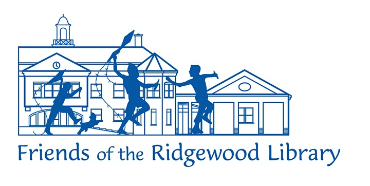 Friends of the Ridgewood Library 2021 Virtual Author Luncheon image