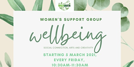 Women's Wellbeing Group - Friday Mornings tickets