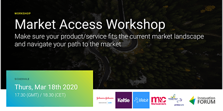 IMAGINE IF! - Market Access Workshop with Probatech tickets