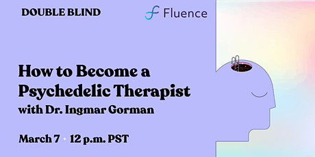 How to Become a Psychedelic Therapist tickets