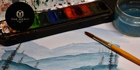 Introduction to Watercolouring | THE MERIT CLUB tickets