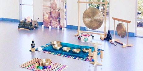 April 2021 Dalyellup Sound Meditation and Afternoon Tea tickets