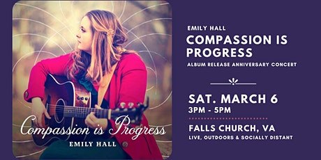 Compassion is Progress - Album Release Anniversary Concert tickets