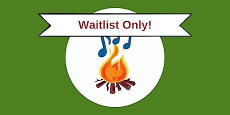 Virtual campfires 101 tickets