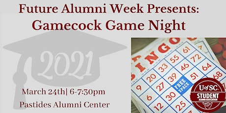 Future Alumni Week: Gamecock Game Night tickets
