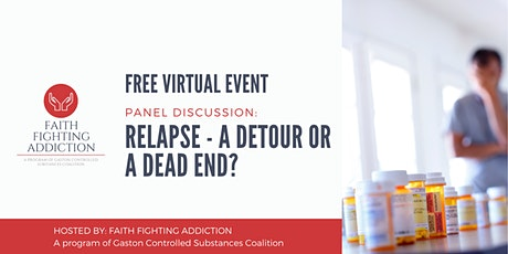 Panel Discussion: Relapse - A Detour or a Dead End? tickets
