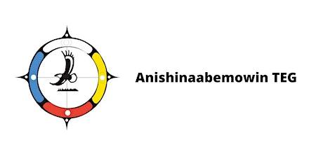 """""""Ka'gaanjda'aanaa  Anishinaabemowin"""" March 26th and 27th 8:30am to 4:30pm tickets"""
