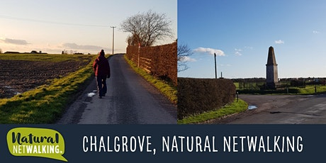 Natural Netwalking in Chalgrove.  Wednesday 2nd June, 10am -12pm tickets