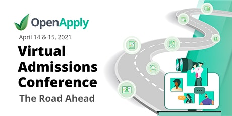 OpenApply Virtual Admissions Conference Spring 2021 biglietti