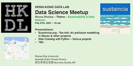Data Science Meetup Macau tickets
