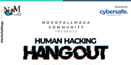 Human Hacking Hangout tickets
