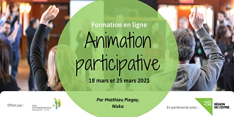 Formation // Animation participative billets
