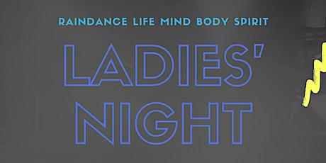 Ladies Night and BYOB tickets