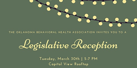 OBHA Legislative Reception tickets