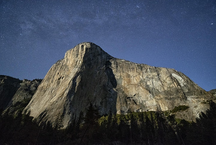 Night and Landscape Photography in America's National Parks image