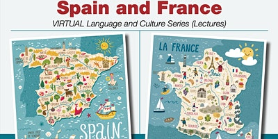 Spain and France: Virtual Language and Culture Series (Lectures)
