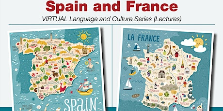 Spain and France: Virtual Language and Culture Series (Lectures) tickets