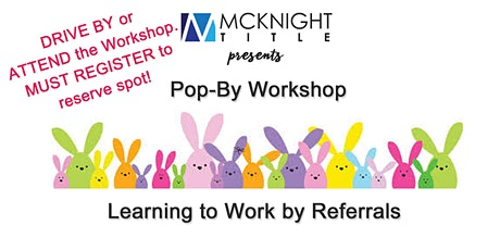 March Pop By Workshop tickets