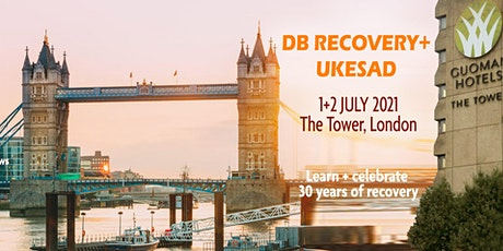 DB Recovery+ UKESAD 2021 tickets