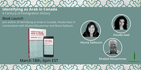 Houda Asal in conversation with Khaled Mouammar and Muna Salloum tickets