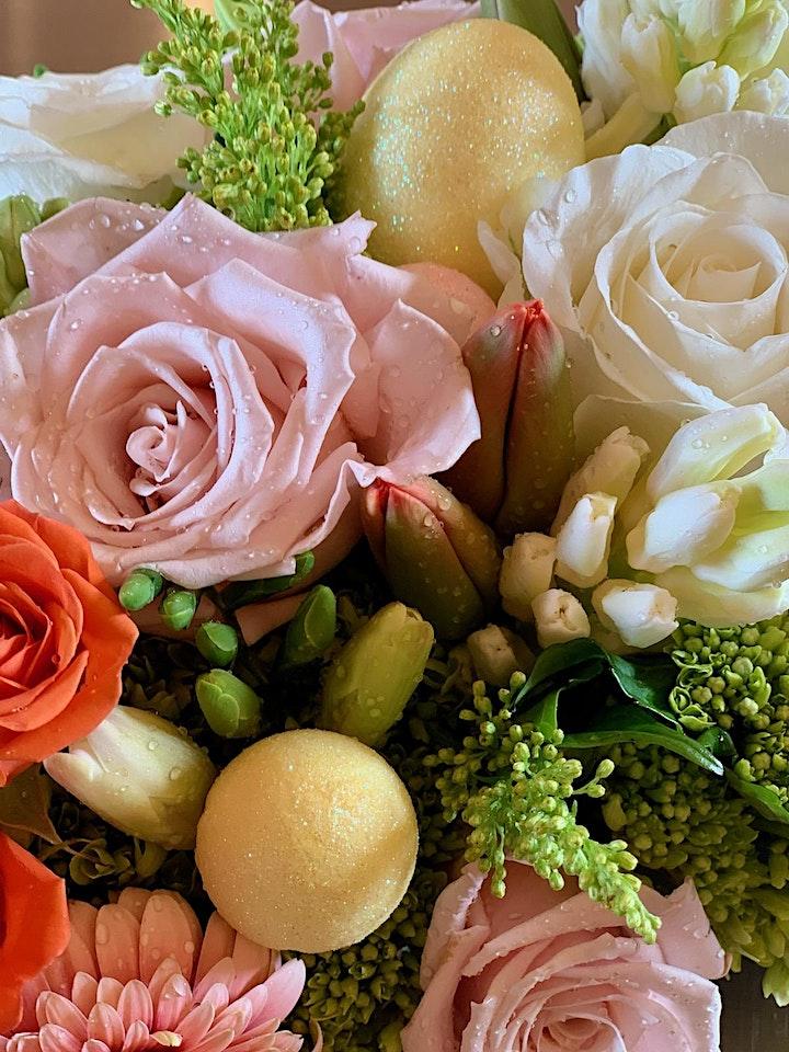 Spring DIY Floral Workshop (Wednesday) image