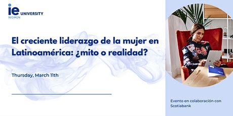 Liderazgo de la mujer en Latinoamérica : ¿mito o realidad? entradas