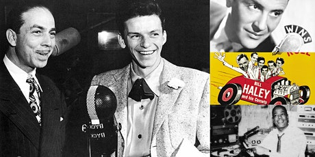 'The Golden Age of New York's Radio Disc Jockeys' Webinar tickets