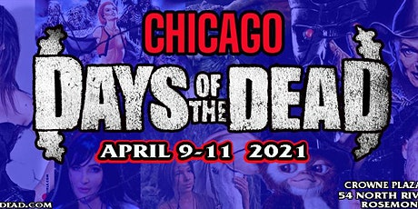 DAYS OF THE DEAD : Chicago tickets