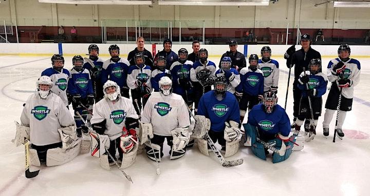 WhistleHockey Cardiff Elite Camp 13+ image