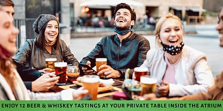 Beer & Whiskey Tasting Experience in Wrigleyville tickets