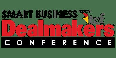 2021  Detroit Smart Business Dealmakers Conference tickets