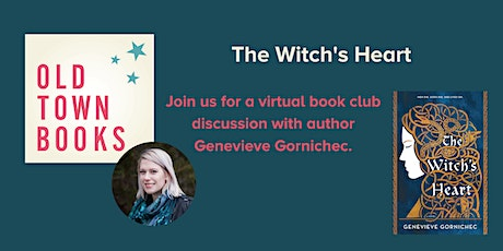 Author Event - The Witch's Heart with Genevieve Gornichec tickets