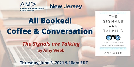 "All Booked! Coffee &  Conversation: ""The Signals are Talking"" tickets"