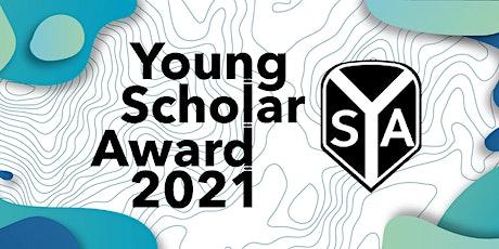 Ciclo de Webinars Young Scholar Award bilhetes