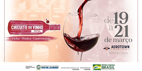 Circuito do Vinho ingressos
