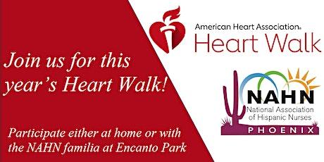 NAHN Heart Walk tickets
