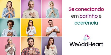 WeAddHeart - Guarulhos ( On-line) ingressos