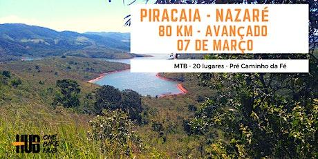 Desafio Piracaia - Nazaré 80 km ingressos