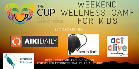 Weekend Wellness Camp tickets