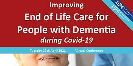 Improving End of Life Care or People with Dementia tickets