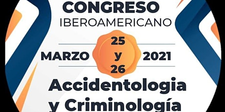 Congreso  Iberoamericano Accidentología y Criminología VIAL entradas