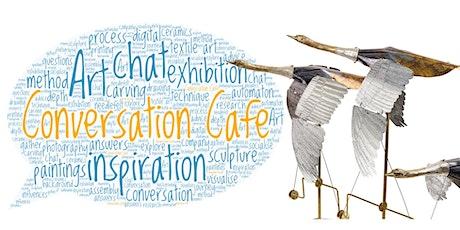 Conversation Cafe - with Melanie Tomlinson tickets