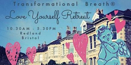 Love Yourself Transformational Breath® Day Retreat  Bristol tickets