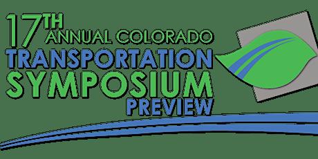 Colorado Transportation Symposium Preview with Phil Washington, LA Metro tickets