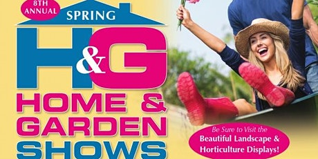 Knoxville HOME & GARDEN SHOW - March 6 & 7,2021 tickets