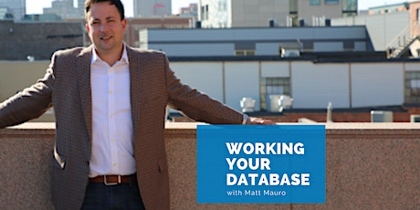 Working Your Database (2 CEUs, #256-3526-E) tickets