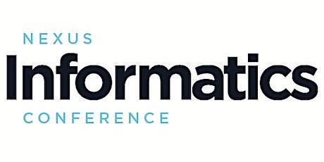 2021 Nexus Informatics Conference tickets