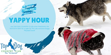 Light Up The Lake - Yappy Hour tickets