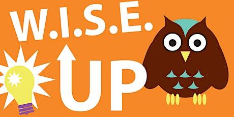 """Embrace Teen & Tween """"Wise Up"""" Workshop tickets"""