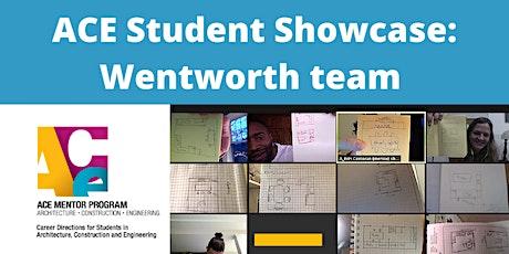 ACE Student Showcase: Wentworth Team tickets